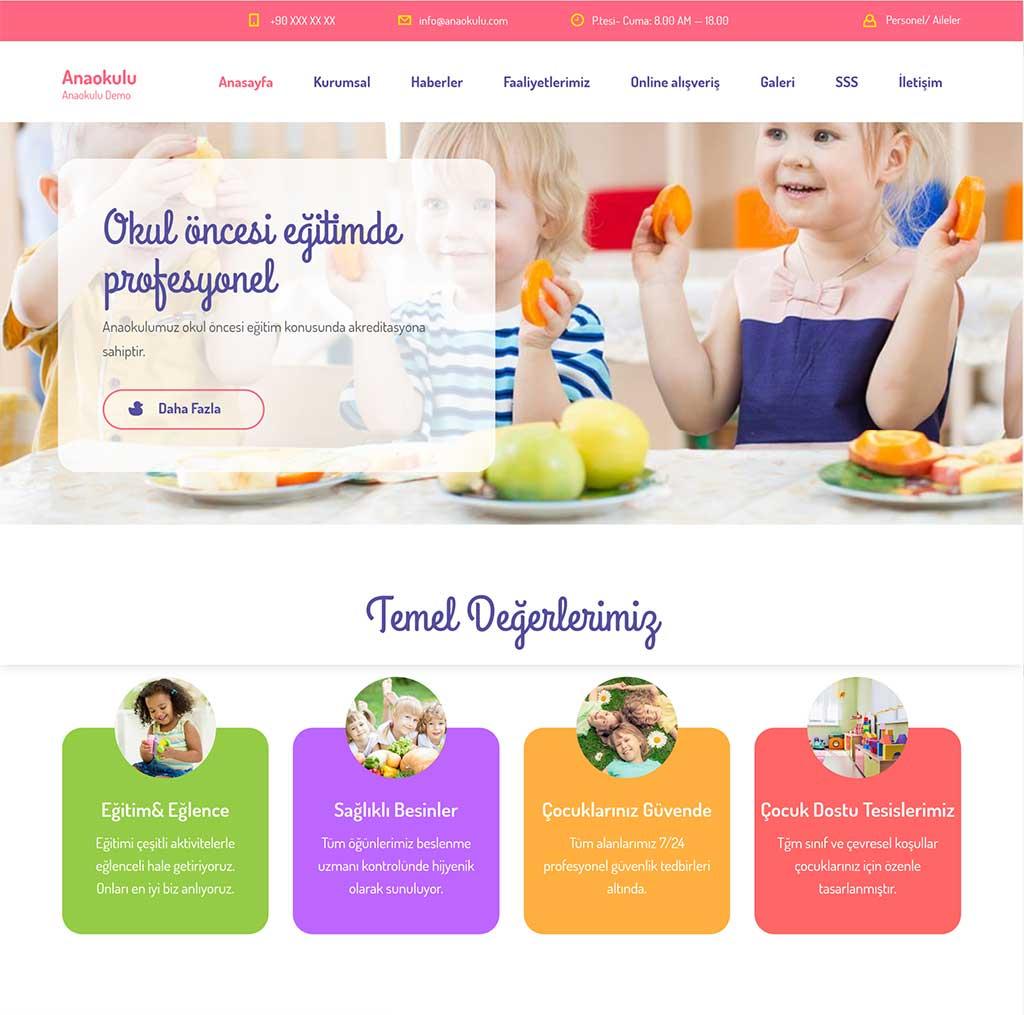 anaokulu-websitesi