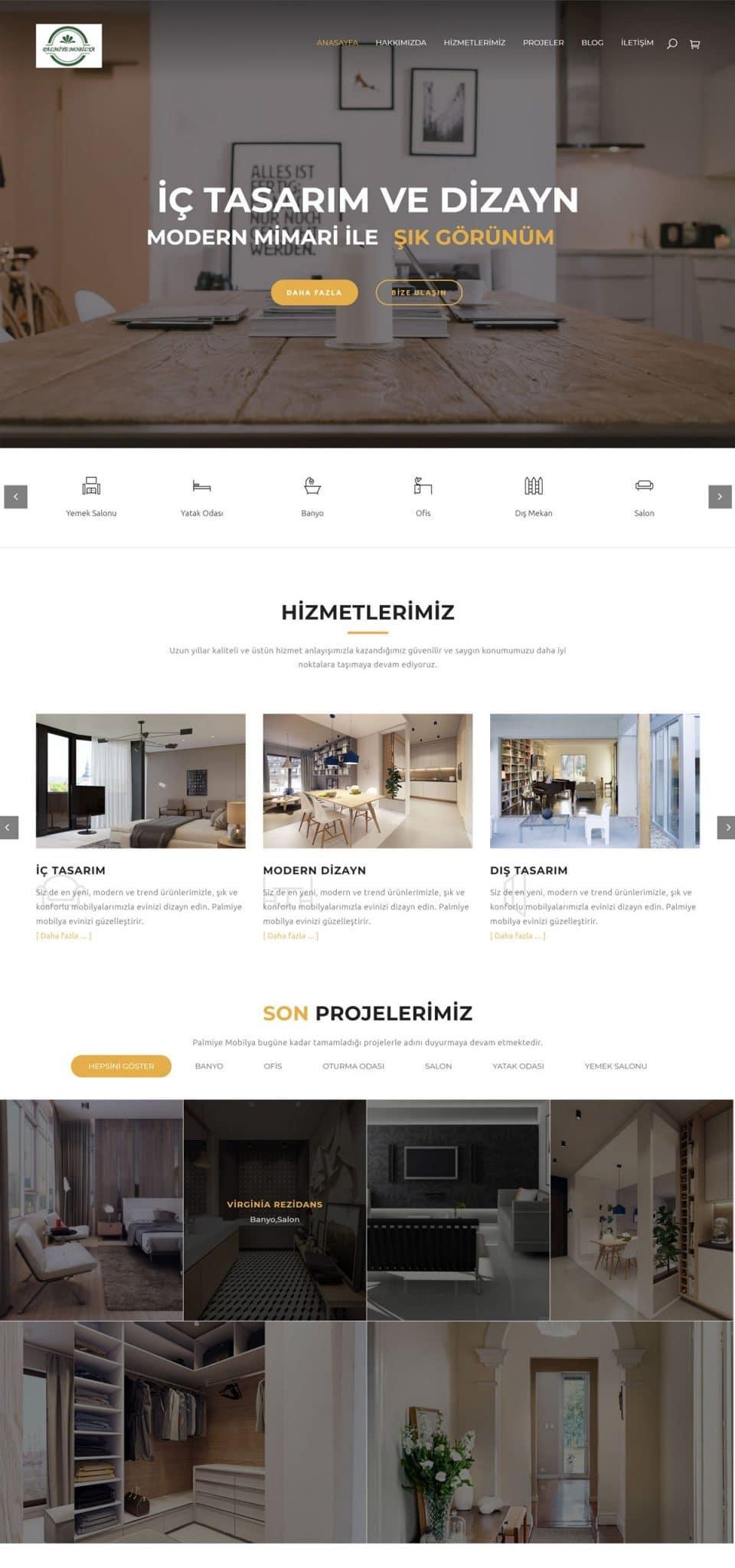 web-tasarimi-mobilya-sitesi